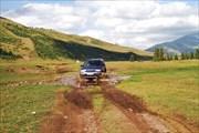 Вверх по долине Текеса