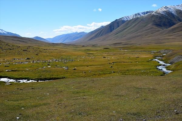 Долина Западный Каракол