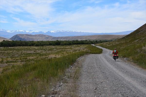 Дорога в Кожомкул