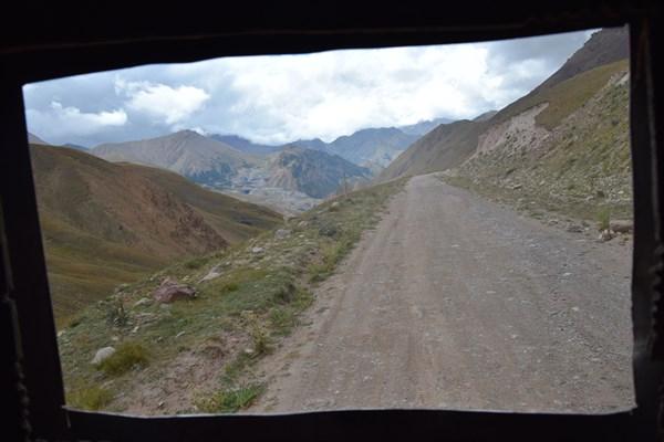 ... лишь Киргизию немножко