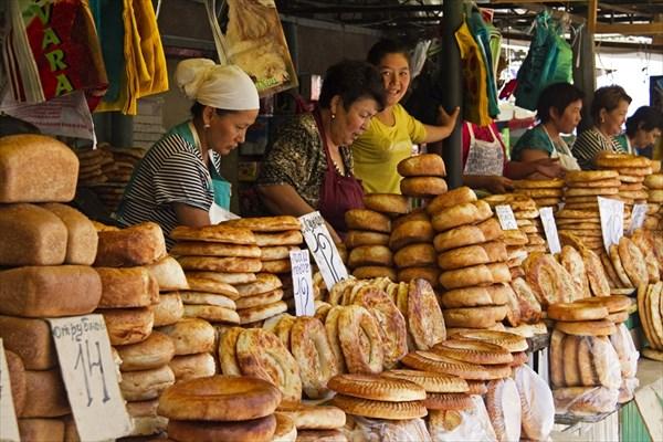 Ошский рынок