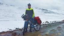 В снегах Тянь-Шаня