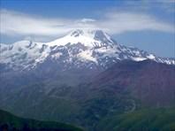 Вокруг Казбека (Восточный Кавказ)