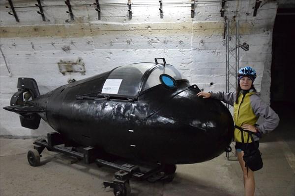 Подводная лодка - малютка