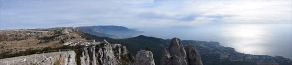 Панорама с Ай-Петри