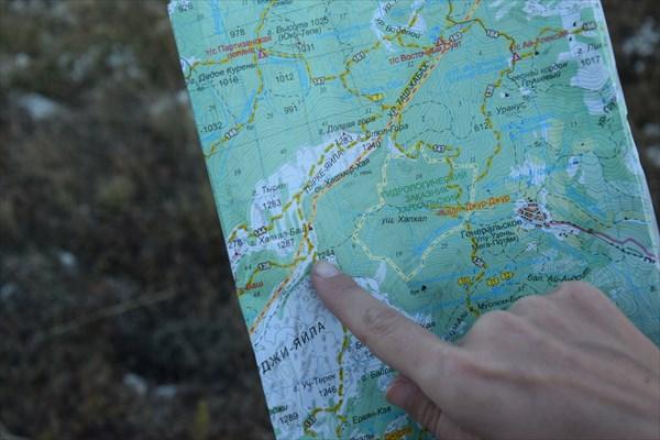 Карта - верный помощник