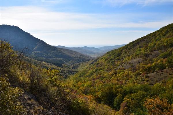 Перевал Кок-Асан