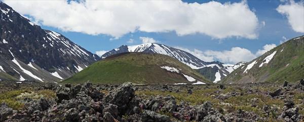Вулкан Кропоткина