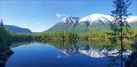 1. Река Жомболок и Долина Вулканов