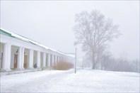 Туманный Суздаль