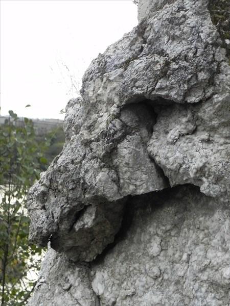 Причудливые камни