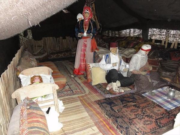 Быт турков-кочевников.