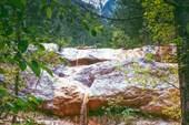 Водопад Верхний Яузлар