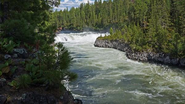 Хамсаринский водопад