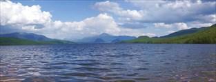 Озеро Устю-Дээрлиг-Холь