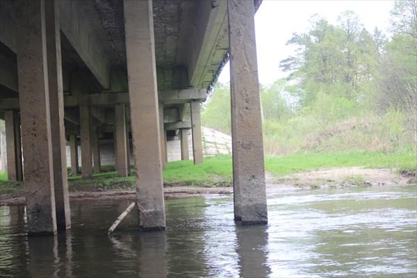 Мост на Хотьково