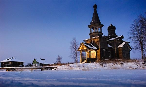 Храм Параскевьи