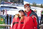 С женой...в Курятне