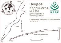 Спелеоэкспедиция на Кадрин - пещеры и поисковка