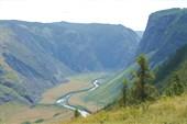 Чулышманская долина