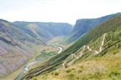 Перевал Кату Ярык высота 800 метров