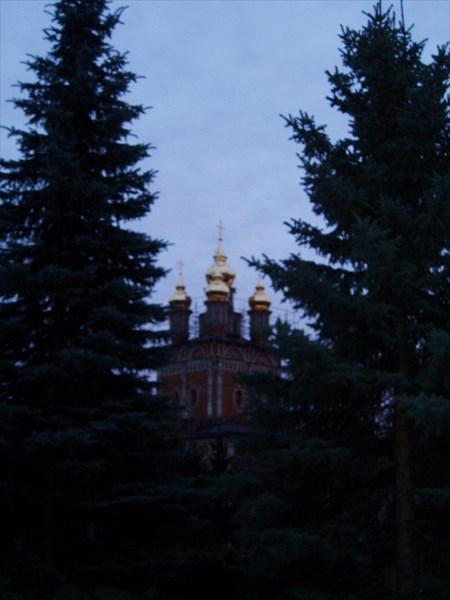 Церковь в честь Рождества святого Иоанна Предтечи (1693-1699 гг.