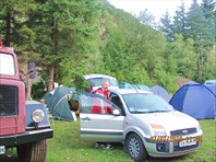 Кемпинг Odda Camping