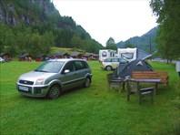Кемпинг Taulen Camping