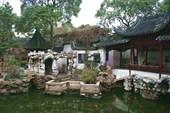Национальный парк в Шанхае.