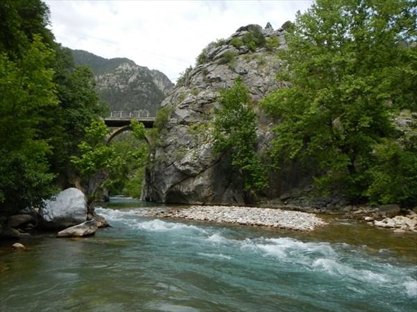 Мост через Алару