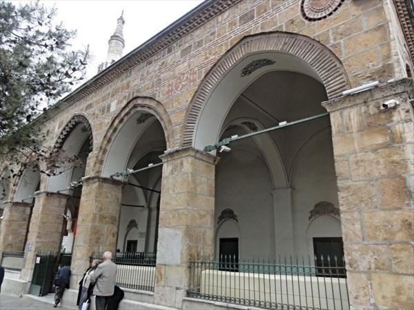 Мечеть Орхан Гази
