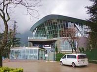 Нижняя станция Телеферик.
