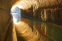 Канал дю Миди, Туннель