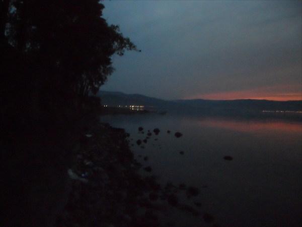 Вечерний Байкал^^