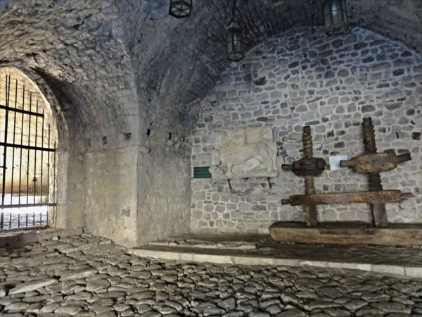 Прессы для выжимки оливкового масла