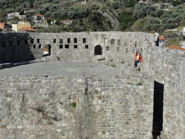 Стена цитадели