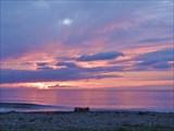 Закат в Баре.