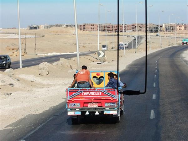 Новостройки Каира