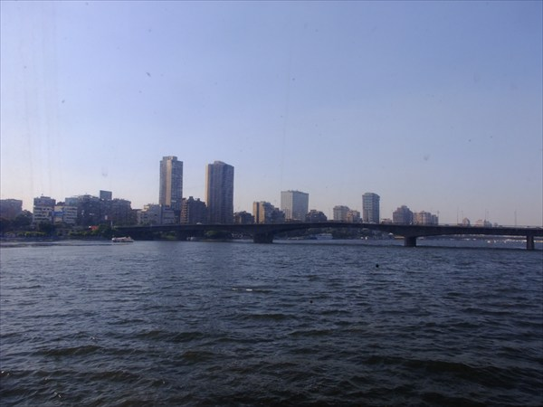 Нил в Каире
