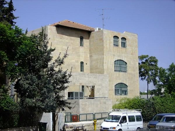 Израильский коттедж