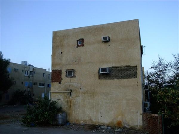 Дахаб, спальные районы