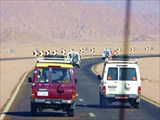 Современный вид транспорта бедуинов