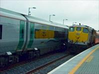 Iarnrod Eireann (Irish Railways)