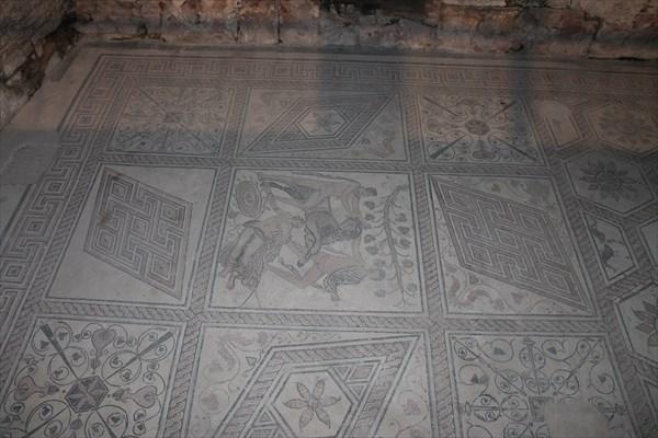 Мозаика Наказание Дирки