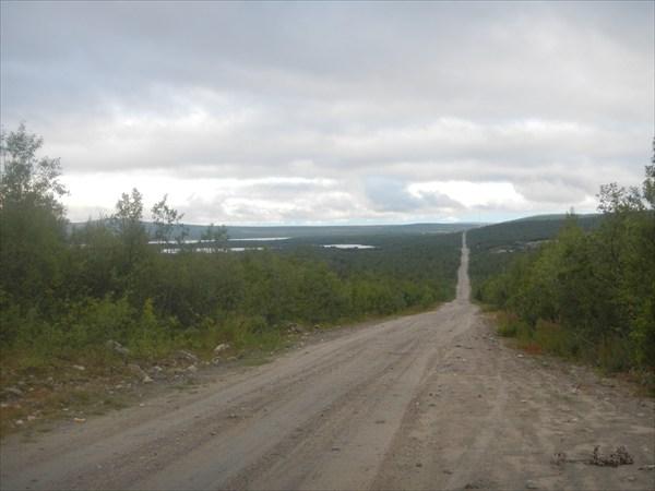 Дорога на Пяйве