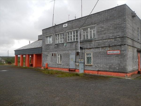 Станция Нял