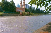 Терек. Суннитская мечеть.