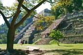 Древний город майя Паленке