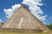 Древний город майя Ушмаль