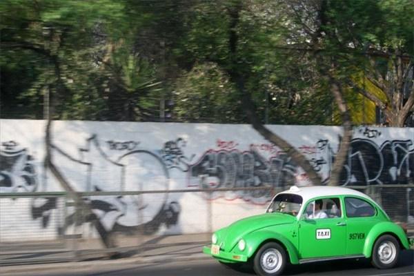 Любимая машина мексиканцев